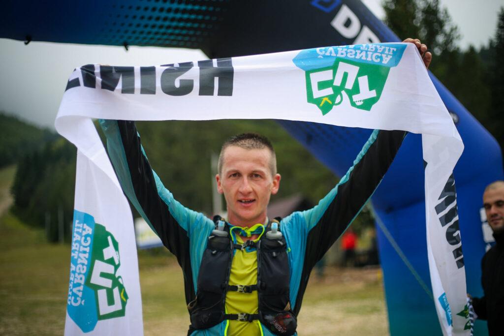 Pobjeda na Čvrsnica Ultra Trail-u